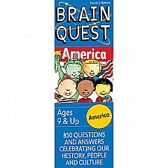 Brain Quest: America Revised Paperback