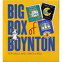 Big Box of Boynton Paperback