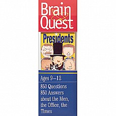 Bq: Presidents (new Cover Edn) Paperback