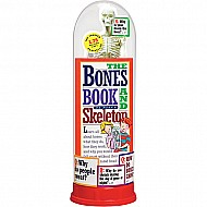 Bones Book and Skeleton-rev. - Paperback