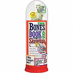 Bones Book and Skeleton