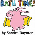 Boynton: Bath Time! - Paperback