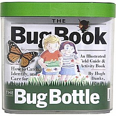 Bug Book Bug Bottle-revised Paperback