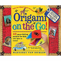 Origami On-the-go Paperback