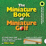 Miniature Book of Miniature Golf Paperback