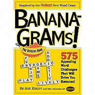 Bananagrams! the Book Paperback