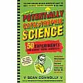 Book of Potentially Catastrophic Science Hardcover