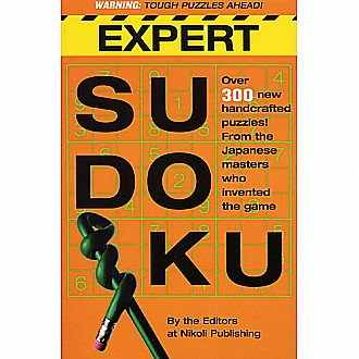 Expert Sudoku - old edition