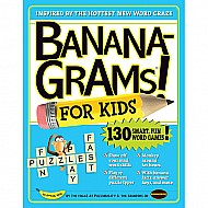 Bananagrams For Kids Paperback
