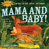 Indestructibles: Mama and Baby! - Paperback