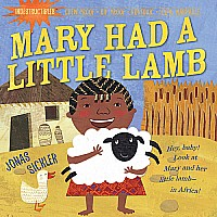 Indestructibles: Mary Had A Little Lamb Paperback