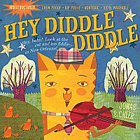 Indestructibles: Hey, Diddle Diddle Paperback