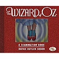 Wizard of Oz Scanimation Hardcover