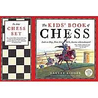 Kids' Book of Chess Paperback