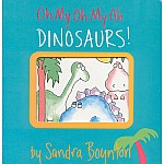 Boynton: Oh My Oh My Oh Dinosaurs! - Paperback