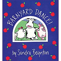 Boynton: Barnyard Dance! - Board Book