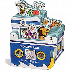 Mini House: Noah's Ark Paperback