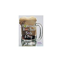 Homemade Root Beer Soda and POP Paperback