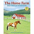 Horse Farm Read-and-play Sticker Book Paperback