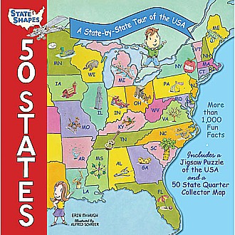 50 States Hardcover