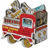 Mini Wheels: Mini Fire Engine