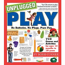 Unplugged Play : No Batteries. No Plugs. Pure Fun.