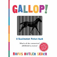 Gallop! by Seder, Rufus Butler