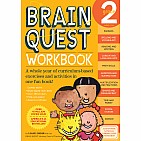 Brain Quest Workbook: Grade 2 Paperback
