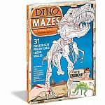 DinoMazes: The Colossal Fossil Book