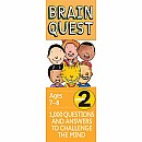 Brain Quest Grade 2, revised 4th edition: 1,000 Questions and Answers to Challenge the Mind