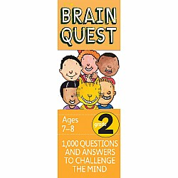 Brain Quest Grade 2, revised 4th edition