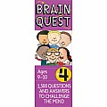 Brain Quest Grade 4, revised 4th edition: 1,500 Questions and Answers to Challenge the Mind