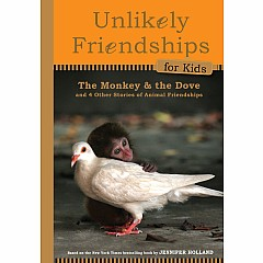 Unlikely Friendships for Kids: The Monkey & the Dove