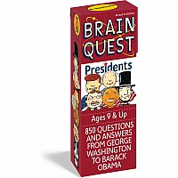 Brain Quest Presidents
