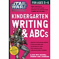 Star Wars Workbook: Kindergarten Writing and ABCs