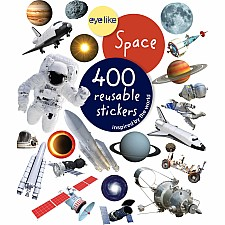 Eyelike Stickers: Space