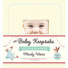Baby Keepsake Book & Planner