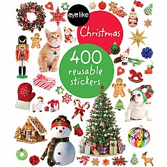 Eyelike Stickers: Christmas
