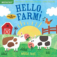 Workman Publishing Indestructibles: Hello, Farm!