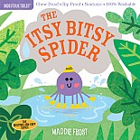 Indestructibles: The Itsy Bitsy Spider: Chew Proof · Rip Proof · Nontoxic · 100% Washable (Book for Babies, Newborn Books, Safe