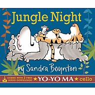 Jungle Night (Soundtrack With Yo-Yo Ma)