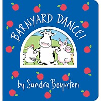 Barnyard Dance! - Board Book