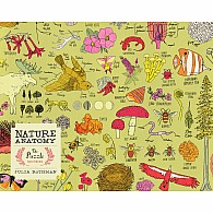 500 pc Nature Anatomy: The Puzzle