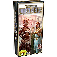 7 Wonders: Leaders [Expansion]