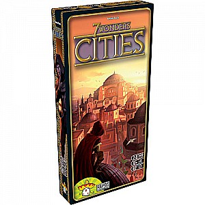 7 Wonders: Cities [Expansion]