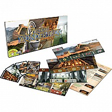 7 Wonders: WONDER PACK [Expansion]
