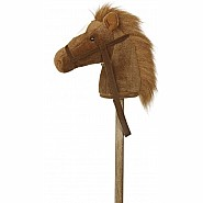 Brown Giddy Up Pony 37in