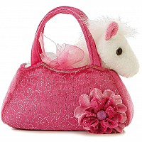 Fancy Pals - Pony Pet Carrier 8""