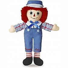 Raggedy Ann & Andy - Raggedy Andy Classic 12in