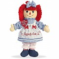 Raggedy Ann & Andy - Talking Raggedy Ann 16in